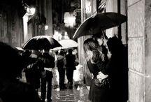 Romantique. / Kisses, cuddle and romance.