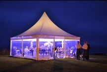 Luxury Pagoda Marquees / Small wedding receptions, out door ceremonies and garden parties.