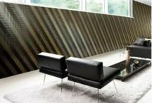 Carlucci di Chivassio - Fractions Wallpaper / A stunning range of exquisite wallpapers