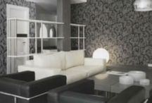 Brian Yates Axiom wallpaper / A stunning range of sparkle and stone wallpapers