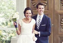 Modest Wedding Dresses / Inspiring girls to dress fashionably modest at their wedding