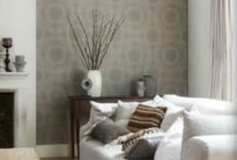 BN Wallcoverings INTENZ / A mixture of layered architectual Wallcoverings