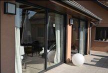 Fenêtre et Volet / Offrez du style, des performances thermiques et de la sécurité à votre maison ! Retrouvez dans ce tableau nos plus belles réalisations de fenêtre et volet en Alsace.