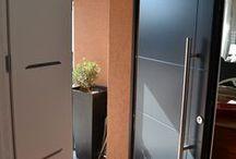 Porte Entrée / Retrouvez nos plus belles réalisations de porte d'entrée  en Alsace - CASPAR