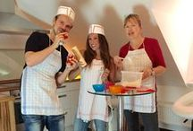 BACKMÄUSE @ the Studio (November 2014) / Keksebacken mit Dagmar Thieme! Whoop Whoop!!!!