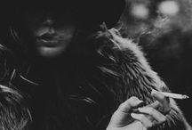 Smoke / Chic cigarette