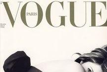 On the cover of a magazine / Couvertures de magazines toutes époques « Strike the pose »