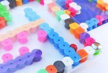 H A M A beads