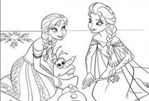 Colouring Pages GiRLs