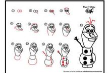 How to draw / KIDS