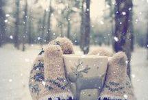 winter ❤☕⛄❄