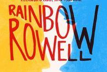 Rainbow Rowell <3