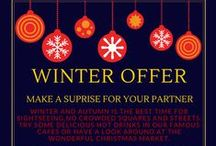 Special Offers / #budapest #bellhostel #winteroffer #valentinesday #prestent #christmas