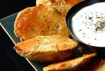 Recipes - Appetizers & Dips / Appetizer and dip recipes