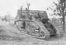 WWI / WWI related things