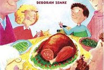 Thanksgiving Children's Books / Books marked with an asterisk (*) I have read.