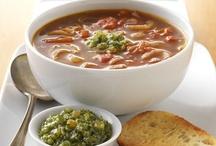 Soups / by California Raisins