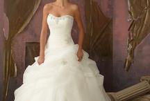 My Fantasy Wedding! / #dreamcometrue #cinderella #orangeandbrown #lovethis