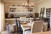 Dining Room / by Jodi Deldon