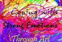 """Help with Strong Emotions / See also my """"Sibling Rivalry (All Ages)"""" board, as well as my """"Challenges of Living / Working with Children"""" board when appropriate. / by Natalie Gorvine"""