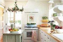 Kitchen Love / by Leyla Webb