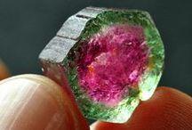 Piedras semipreciosas, preciosas, minerales, metales