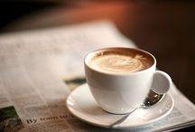 コーヒー / by Leyla Webb