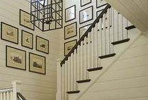 Dream Home - entry, hall and stairs