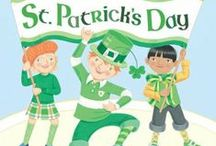 St. Patrick's Day/Irish Children's Books / Books with an asterisk are one that I have read.