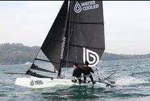 Watercooled XC5 / A new Beach Catamaran