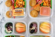 Kids Snacks and Lunchbox Ideas
