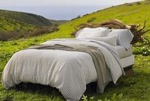 Sustainable Bedding / Everything in this board is made sustainably with eco-friendly businesses practices.