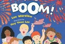 Independence Day Books for Children / Children's books about 4th of July or the American Revolution.  Books with an asterisk (*) before them are ones I have read.