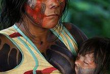 Breastfeeding Around the World / Beautiful pictures of breastfeeding across the globe