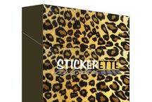 Cigarette Stickers - Stickerette Fashion / Fashion Cigarette Stickers