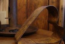 Rustic inspirations / Inspiring rustic objects / pictures