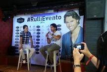 #RulliEvento con el actor Sebastián Rulli en 11&11 Restobar, Estepona / Jornada de convivencia entre el actor Sebastián Rulli y sus fans en 11&11 Restobar, situado en el Puerto de Estepona, el sábado 6 de septiembre