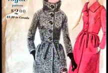 early sixties fashion / by Arlene Stakic