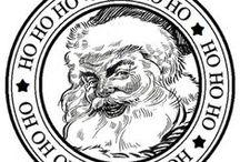 Digi-Stemple - Boże Narodzenie
