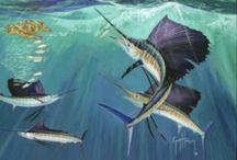 Peixes / Guy Harvey