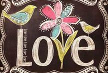 Inspiration / Wall art shouldn't just be beautiful...it should be inspiring!
