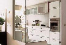 Cozinhas / Buscando ideias e sonhando com beleza.