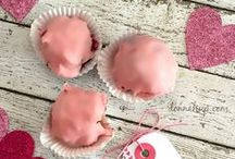 Valentine's Day ♡ / DIY crafts for Valentine's Day, dinner recipes, kids crafts and much more! || Valentine's Day crafts | Valentine's Day crafts for kids | DIY Valentines | homemade valentines | printable valentines | Valentine's Day activities | recipes for Valentine's Day