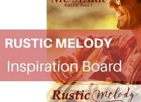 Inspiration - Rustic Melody / This is the inspiration board for the novel Rustic Melody by Nic Starr.  Book #1 (Rustic series)  #gayromance #mmromance  Rustic Melody is an m/m romance set in Australia. This board contains images and music that inspired the characters and the story.