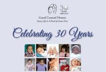 Celebrating 30 Years of Prolife Ministry at Good Counsel / On March 21, 2015, Good Counsel marked 30 years of prolife ministry.  Since 1985 we have served homeless, pregnant mothers and their children. This is our story. #GC30