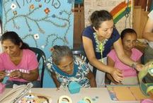 Our Ladies / Ladies workshops #Guatemalan #Mujeres #Beauty #Loved