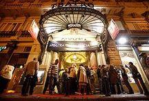 Teatro Olympia / El edificio y teatro Olympia está situado en la calle San Vicente n.º 44 de la ciudad de Valencia (España). Se trata de una edificación residencial plurifamiliar construida en el año 1915, del arquitecto Vicente Rodríguez Martín.