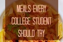 Cheap Vegetarian Meals for College Students / Quick, Cheap and Easy Vegetarian Recipes for Students