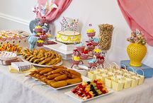 Party ideas! / Just little things for a quick party put together!