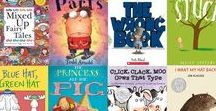 Books for Kids ♡ / These are our favorite books for kids (including some amazing children's book lists). || kids books | children's books | young adult books | YA books | picture books | chapter books